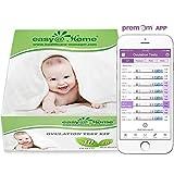 Easy@Home 40 Test Ovulazione + 10 Test Gravidanza, Accuratezza Oltre il 99.8%-–Alimentata da gratuita Italiana APP Premom( iOS & Android ), 40 LH+10 HCG
