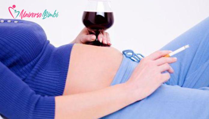 cosa non fare in gravidanza