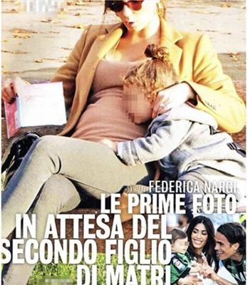 federica nargi incinta
