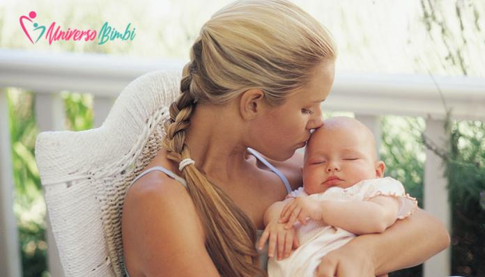 prendersi cura di un neonato