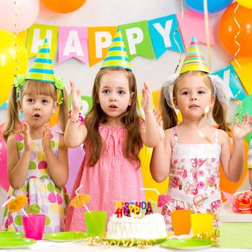 Organizzare una festa di compleanno per i bambini