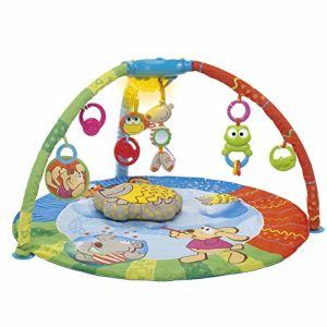 Tappeto palestrina con sonagli per neonato-bambino