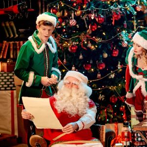 Come creare una lettera o un video di Babbo Natale per il vostro bambino