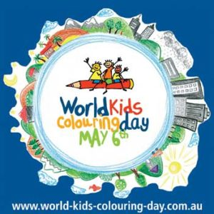 World Kids Colouring Day