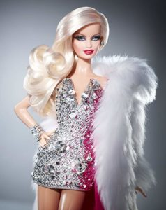 The Blonds Blonde Diamond Barbie